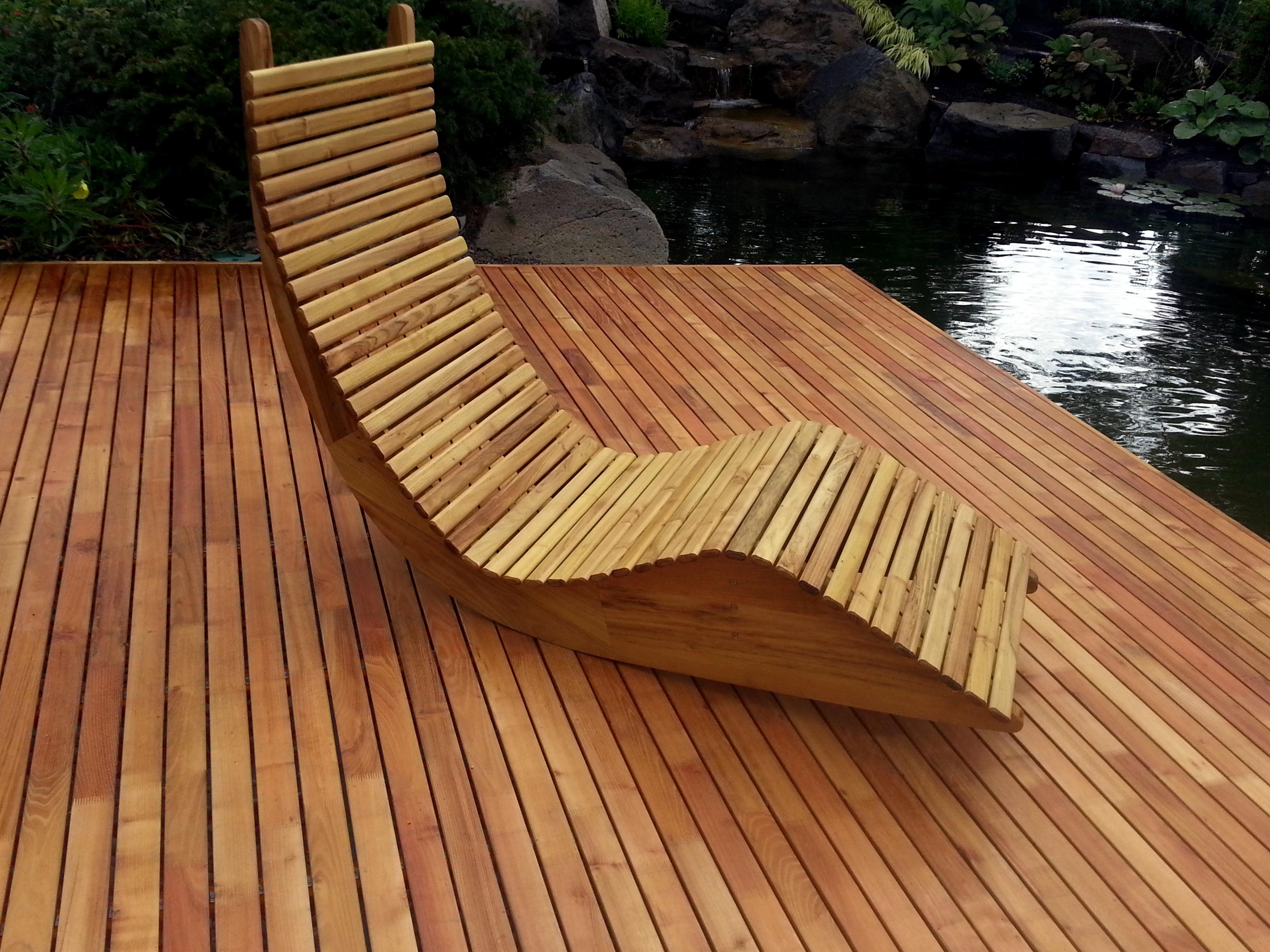 Fából készült kerti bútorok, asztalok és padok: a tökéletes harmónia az Ön otthonába is ...